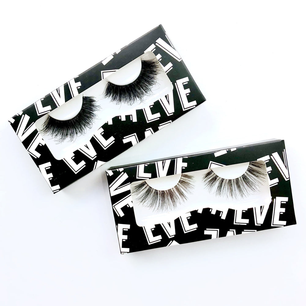 EVE Lashes - Rach & Tori Lashes: x2 Bundle Pack