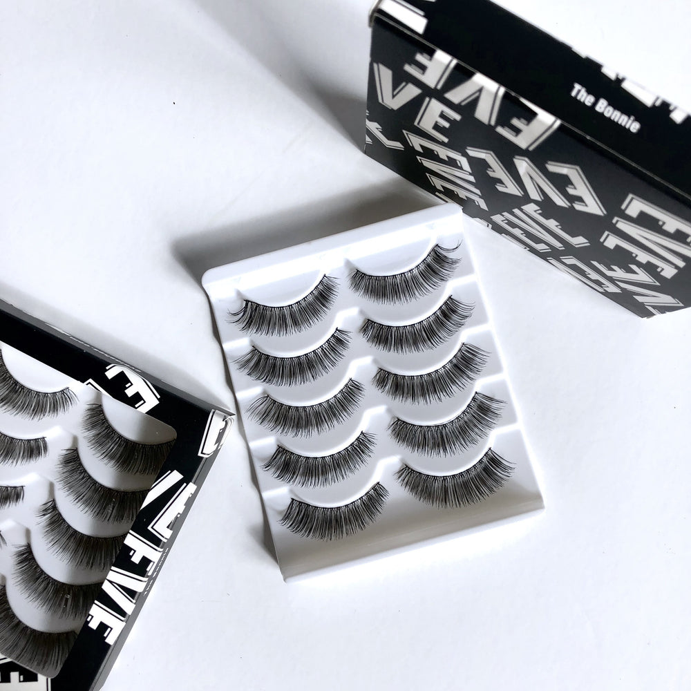 Load image into Gallery viewer, EVE Lashes - Bonnie Lashes 5 Pack