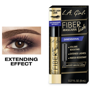 Load image into Gallery viewer, L.A Girl - Fiber Mascara (Water Resistant)