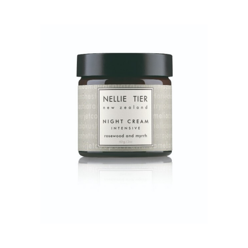 Nellie Tier - Night Cream Intensive