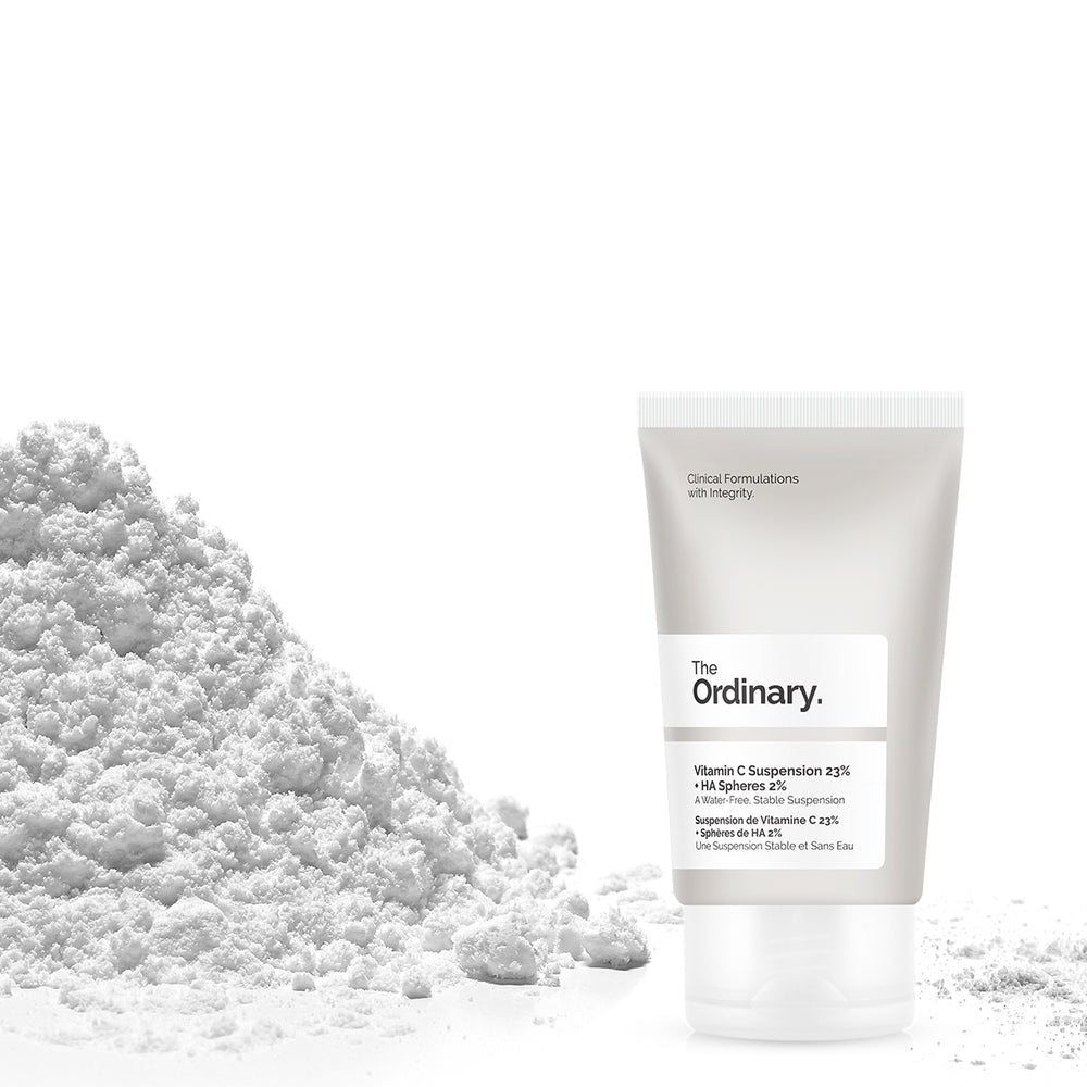 The Ordinary - Vitamin C Suspension 23% + HA Spheres 2%