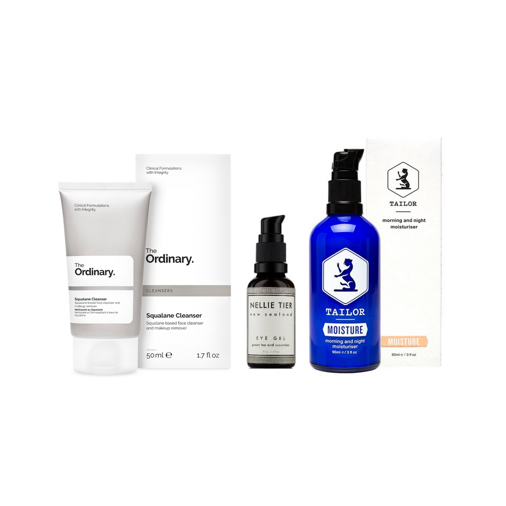 Load image into Gallery viewer, Daily Basics - Skincare Bundle