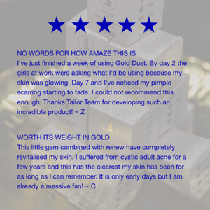 Tailor - Gold Dust