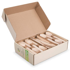 Good Karma Mart 5 ways to avoid plastic - using Bamboo cutlery