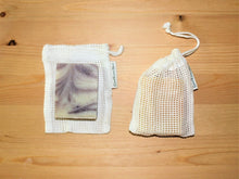 Load image into Gallery viewer, Bamboo Mesh Soap Bag Good Karma Mart