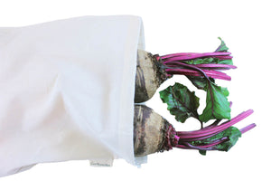 Organic Cotton Muslin Produce Bags