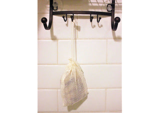 Bamboo Mesh Soap Bag Good Karma Mart