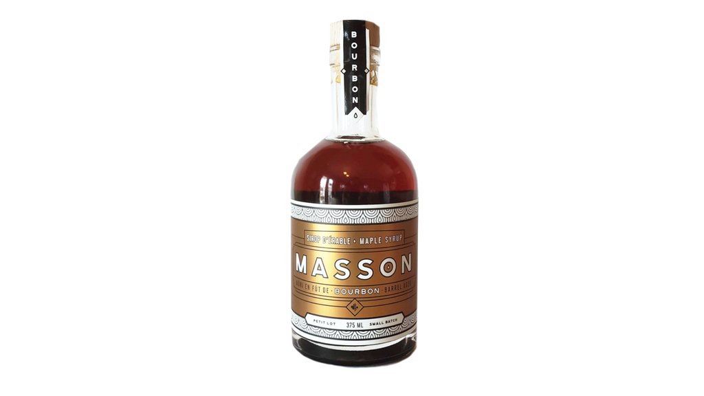 Bourbon Maple Sirup