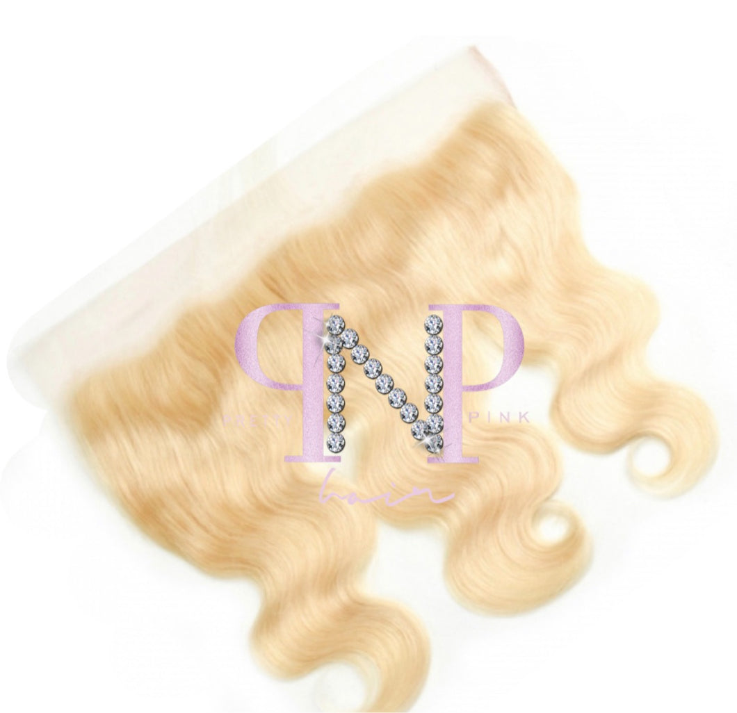Blonde Bombshell Frontals/Closures