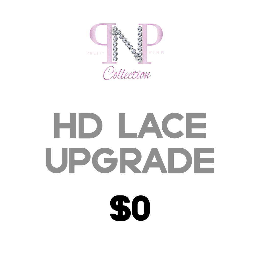 HD Lace Upgrade - Closures Only!