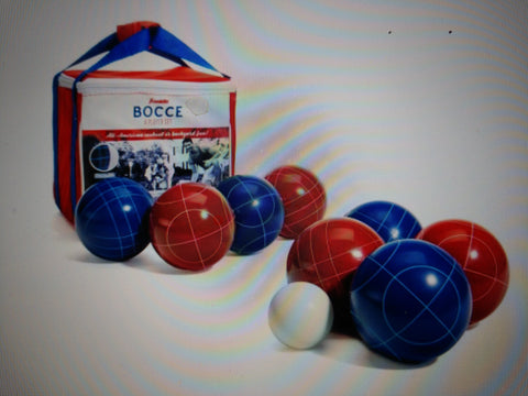 Bocce set lawn game
