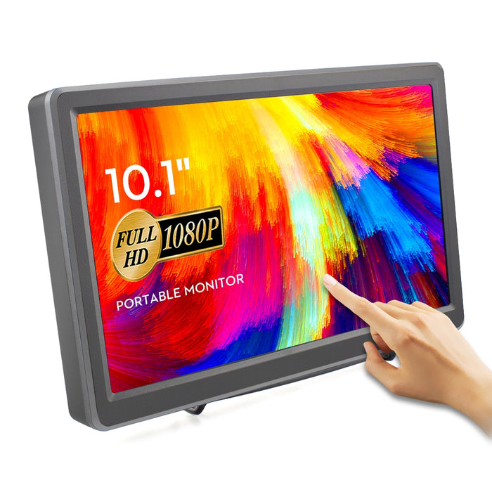 10.1 Inch Touchscreen 1920x1080 IPS Monitor