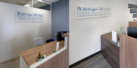 USD Burnham Moores Reception