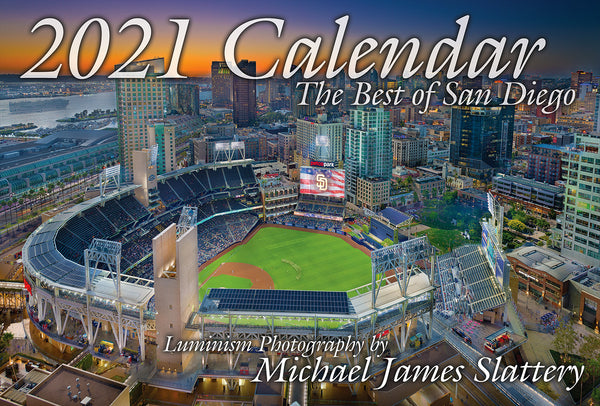 2021 Luminous Views Calendar