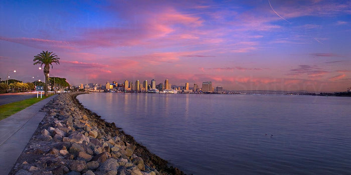 downtown san diego skyline