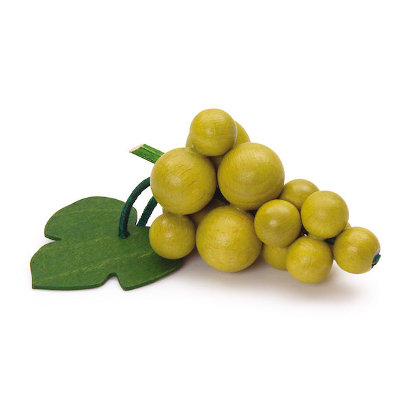 ERZI Play Food - Green Grapes