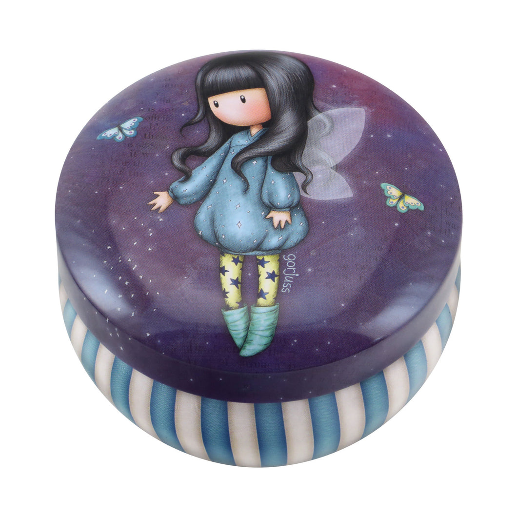 Gorguss Trinket Tin | Bubble Fairy