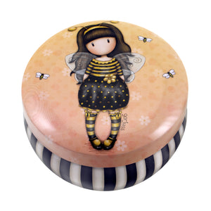 Gorguss Trinket Tin | Be Loved (just bee cause)