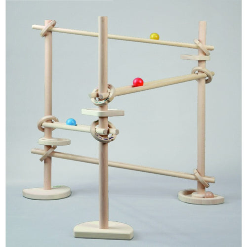 bajo 3 tower marble run