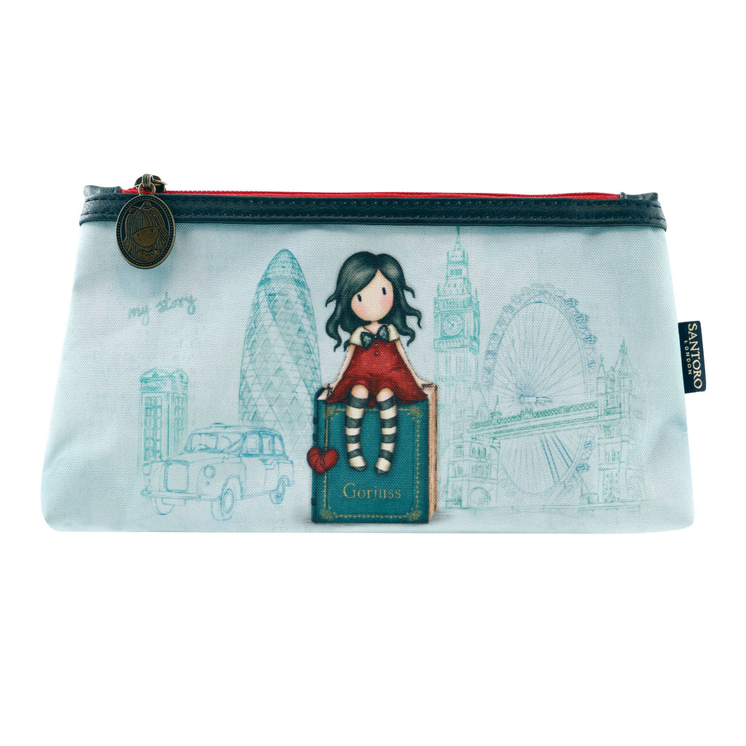 Gorjuss| My Story | Double Pencil Case