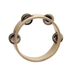 Goldon Tambourine Headless | 15cm Diameter