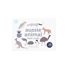 Load image into Gallery viewer, Flash Cards | Aussie Animals
