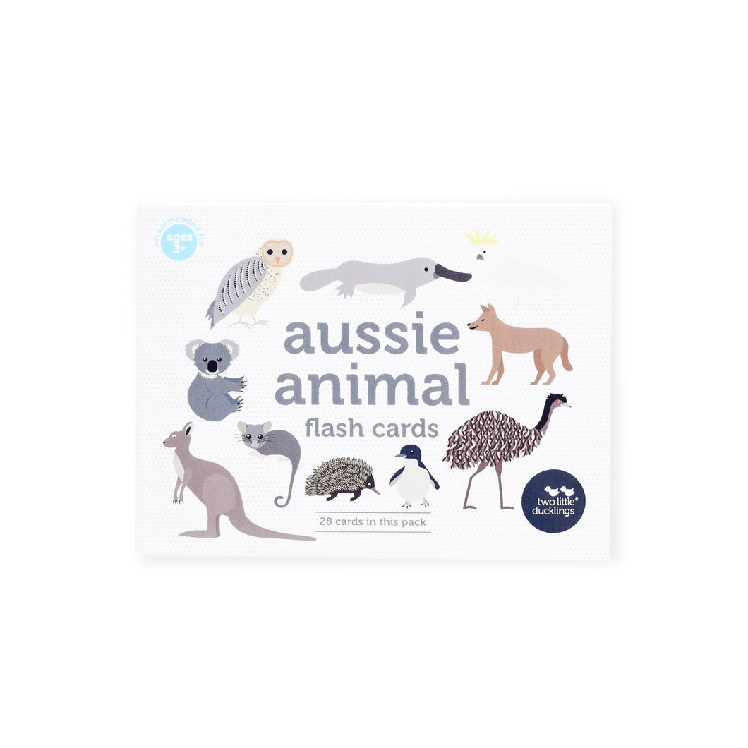 Flash Cards | Aussie Animals