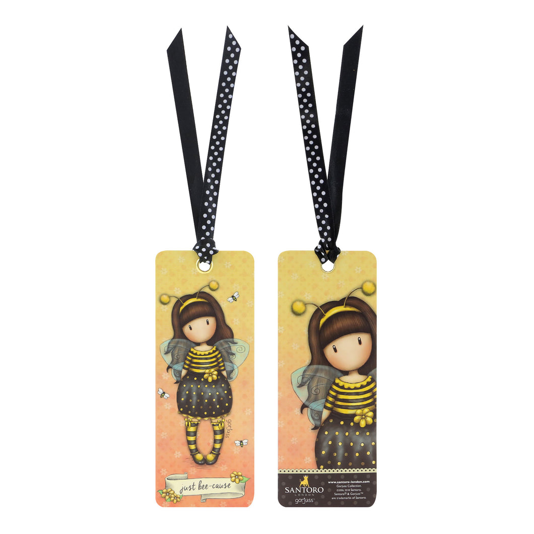 Gorguss Bookmark | Be Loved (just bee cause)