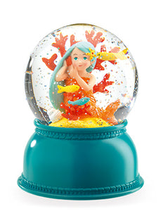 Globe Night Light | Mermaid