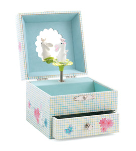 Djeco | Jewellery Box |  Sweet Rabbit's Song