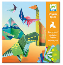 Load image into Gallery viewer, Djeco | Origami | Dinosaurs