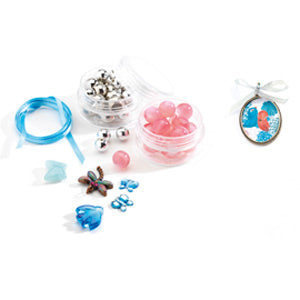Djeco | Jewellery Making Kit | Beads and Birds