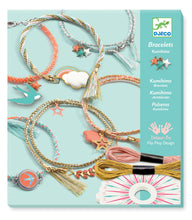 Load image into Gallery viewer, Djeco  | Bracelets Jewellery Making Kit