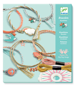 Djeco  | Bracelets Jewellery Making Kit