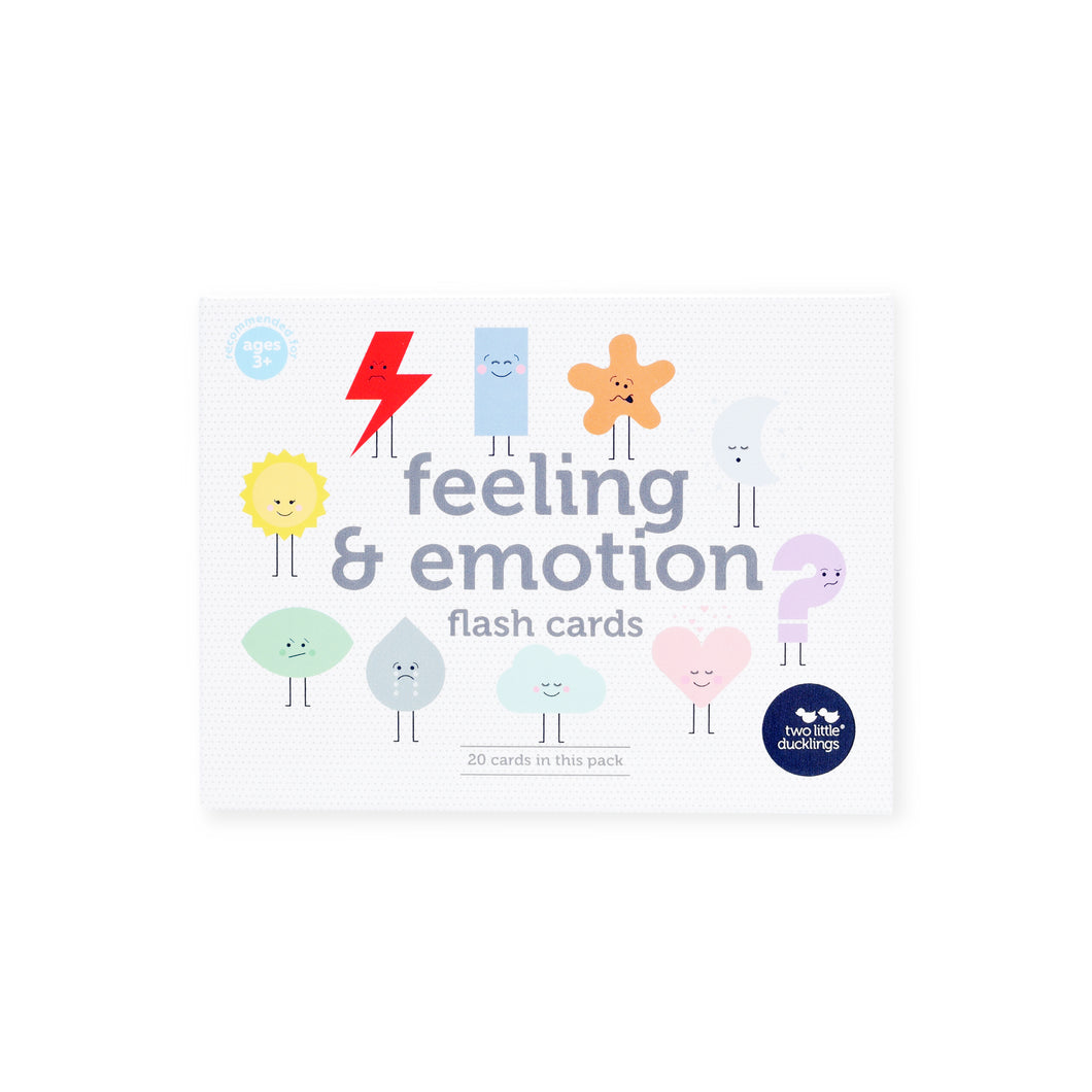 Flash Cards | Feeling and Emotion