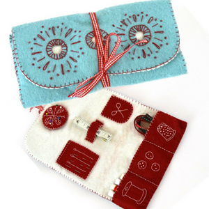 Corriene Lappier | Sewing Roll Felt Craft Kit