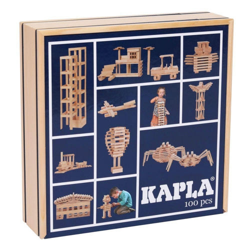 Kapla 100 Pieces