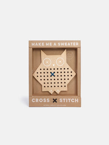 Cross Stitch Friends | Owl