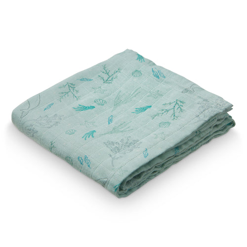 CamCam Muslin Cloth Ocean