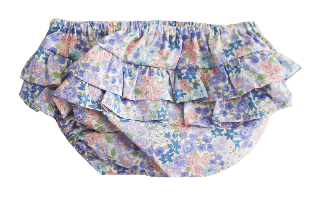 Alimrose | Nappy Cover | Medium | Blue Liberty