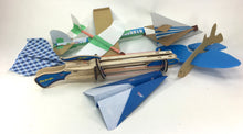Load image into Gallery viewer, Sky Surfer Paper Airplane Launcher
