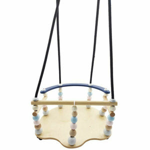 Wooden Baby Swing Chair Delux