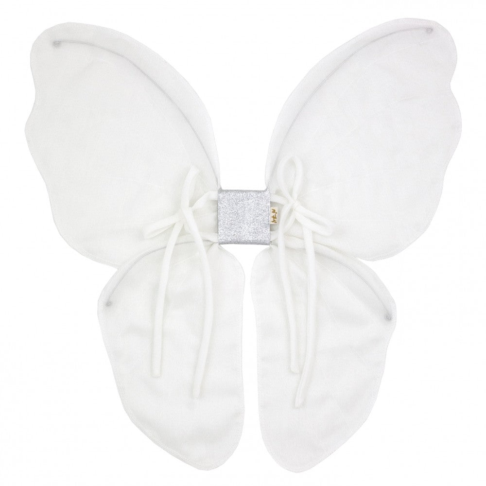 Numero74 | Butterfly Wings| White