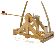 Load image into Gallery viewer, Da Vinci Catapult Wooden Kit