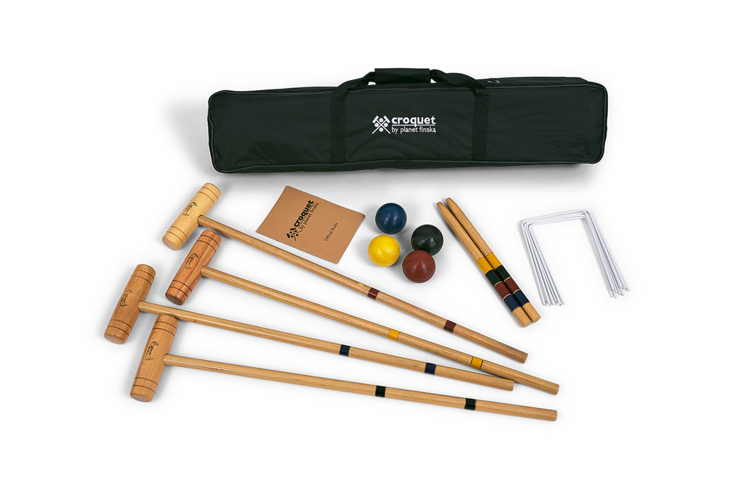 croquet family set