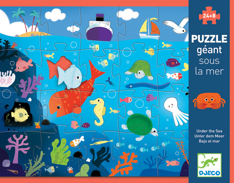 Giant Puzzle | Under The Sea