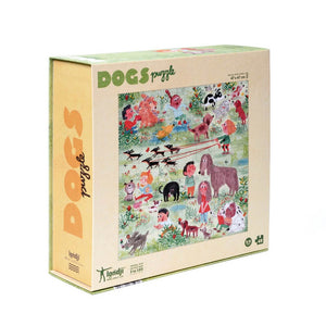 Dogs Puzzle | 49 Pieces