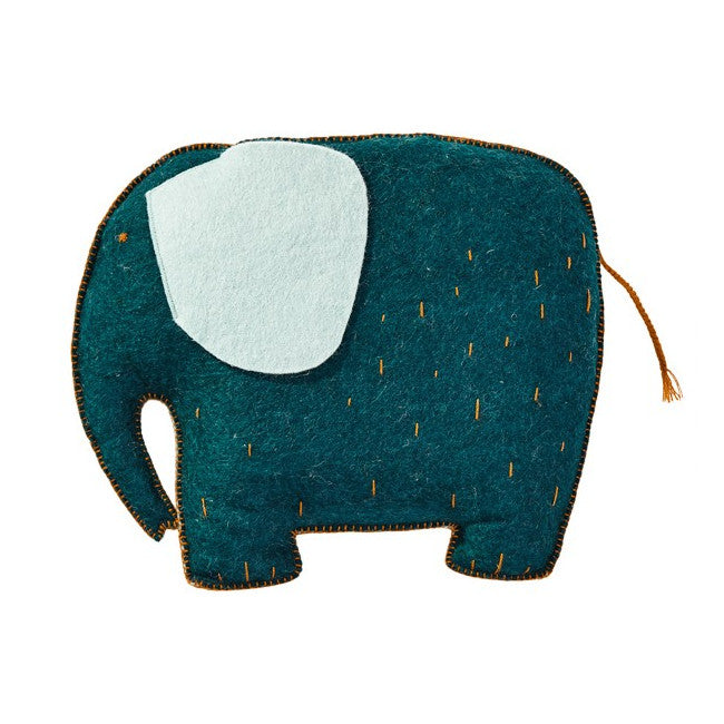 MUSKHANE ELEPHANT CUSHION