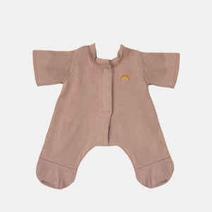 Dinkum Doll Clothing | Pj's | Lilac