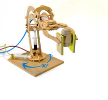 Load image into Gallery viewer, Wooden Robotic Arm